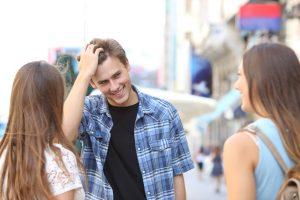 why women like confdent men